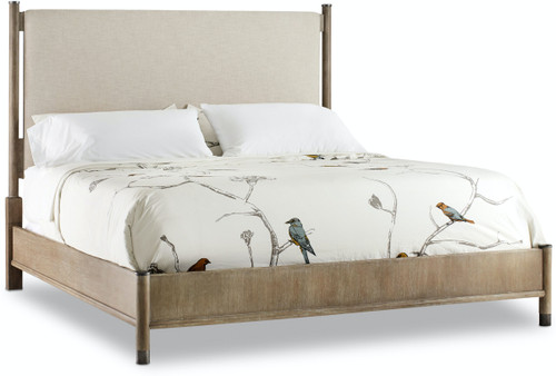 Affinity King Upholstered Bed