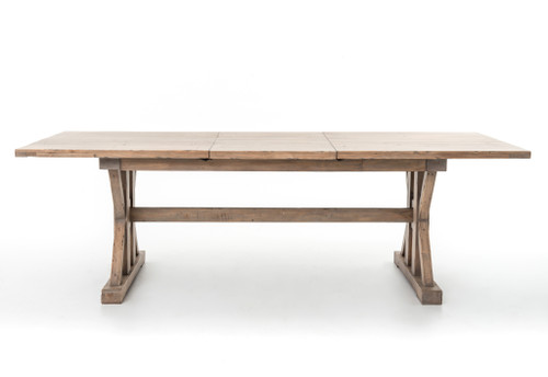 """31"""" Four Hands Tuscanspring Ext Dining Table - Sun - 1"""