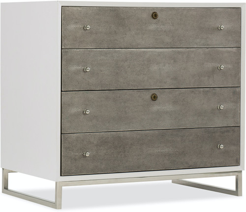 """30"""" Hooker Furniture Home Office Two-Drawer Sophisticated Contemporary Lateral File - 1"""