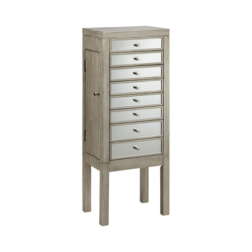 """42"""" Stein World Whitley Jewelry Armoire, Traditional - 1"""