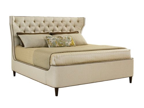 Mulholland Upholstered Platform Bed 2
