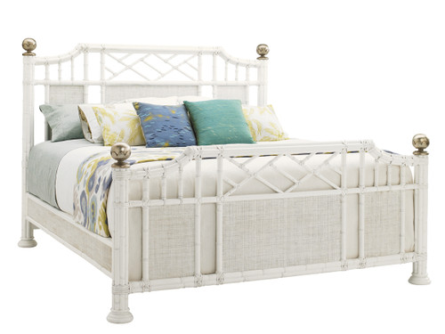 Pritchards Bay Panel Headboard 1