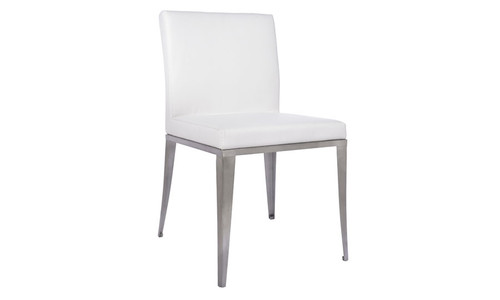 1008 Dining Chair In White