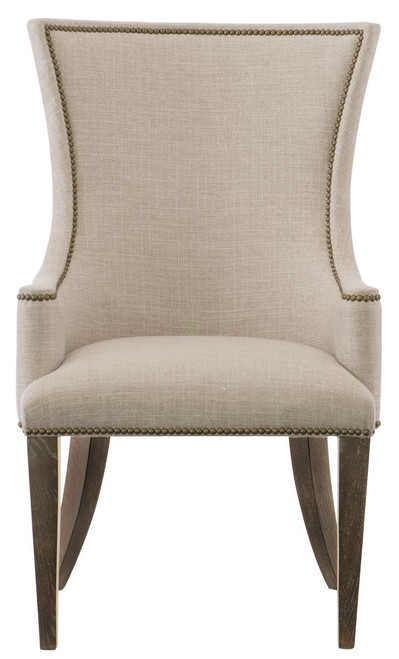 "Bernhardt 42"" Clarendon Host Arm Chair - 1"