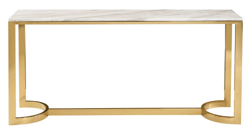 """Bernhardt 64"""" Freestanding Occasional Blanchard Console Table -1"""