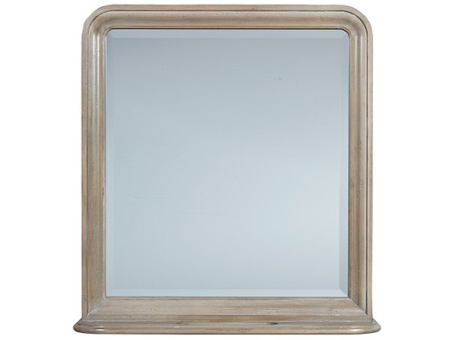 "38"" Universal Furniture Reprise Storage Mirror - 1"