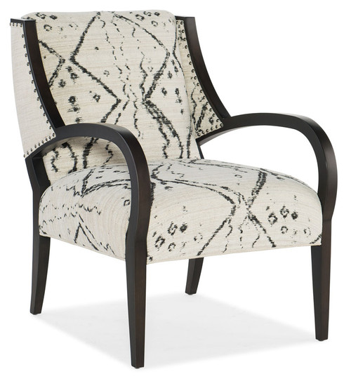 Tally Exposed Wood Chair