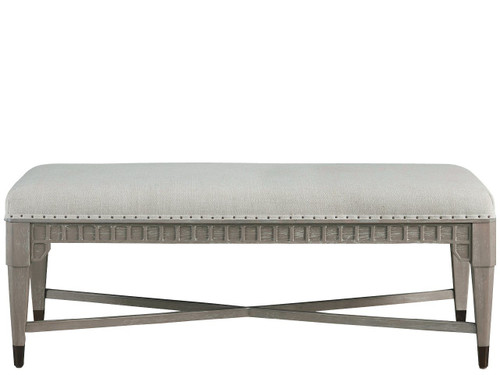 """58"""" Universal Furniture Playlist Bed End Bench - 1"""