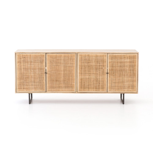 "31"" Four Hands Carmel Sideboard Cabinet - 1"