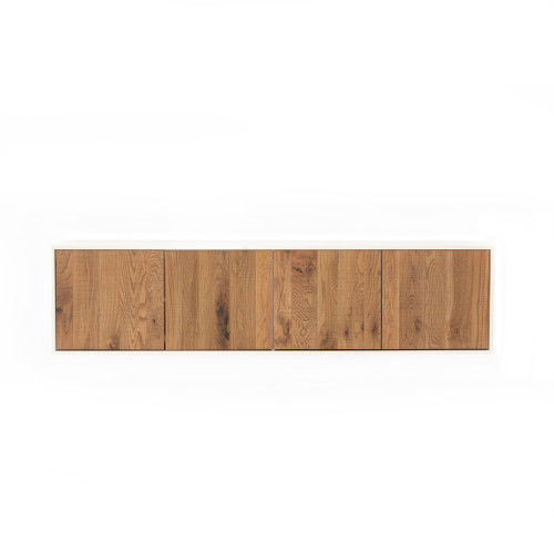 """17"""" Four Hands Cien Floating Media Console Cabinet - 1"""