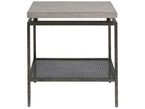 """26"""" Universal Furniture Curated Garrison End Table - 1"""
