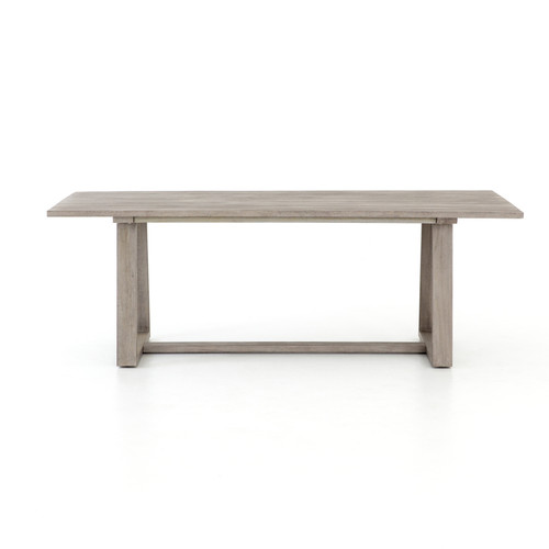 "30"" Four Hands Atherton Outdoor Dining Table - 1"