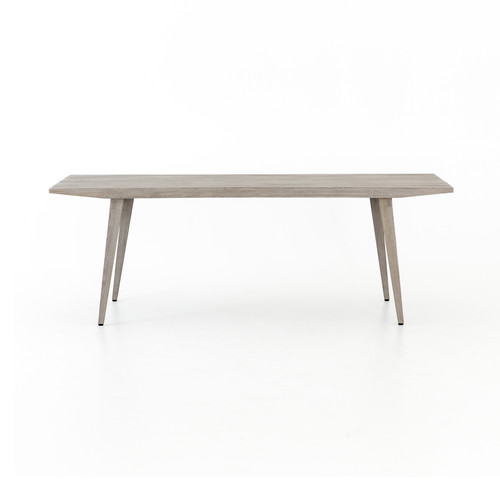 "30"" Four Hands Hansen Outdoor Tapered Dining Table - 1"