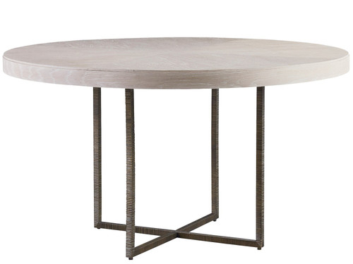 """54"""" Universal Furniture Modern Robards Round Dining Table - 1"""
