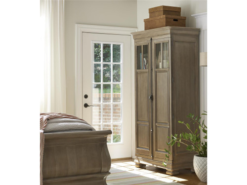 """78"""" Universal Furniture Reprise Tall Cabinet - 1"""
