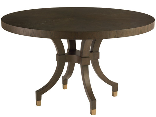"52"" Universal Furniture Soliloquy Ambrose Dining Table - 1"