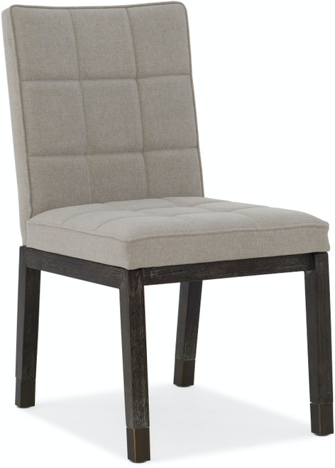 "36"" Hooker Furniture Dining Room Miramar Aventura Cupertino Upholstered Side Chair - 1"