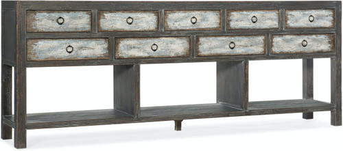 "34"" Hooker Furniture Living Room Beaumont Console 1 - 1"