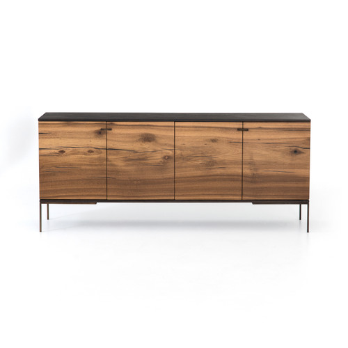 """30"""" Four Hands Cuzco Sideboard Cabinet 1 - 1"""