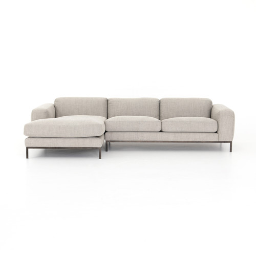 2-Piece Four Hands Benedict Sectional - 1