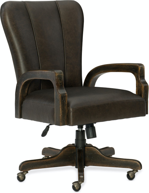 "41"" Hooker Furniture Home Office Crafted Desk Chair - 1"