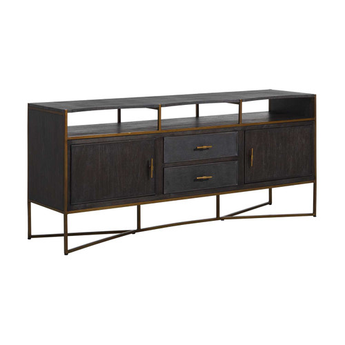 Gabby Home Jameson Media Cabinet - 1