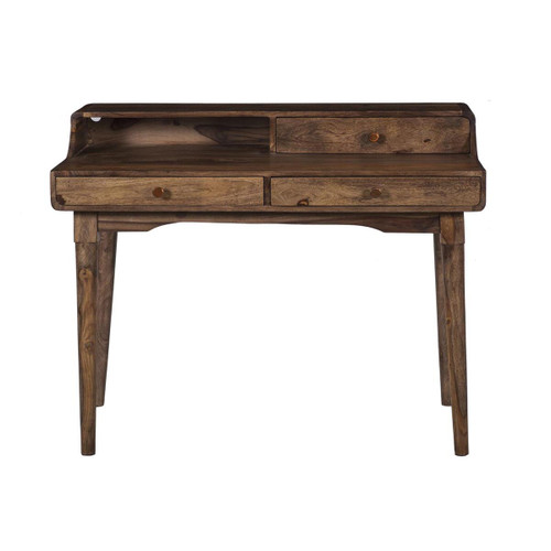 "36"" Coast to Coast Accents 3 Drawer Writing Desk - 1"