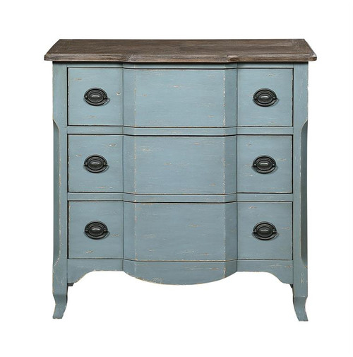 "36"" Coast to Coast Accents 3 Drawer Chest 1 - 1"