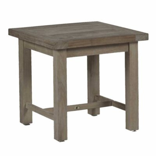 Club Teak End Table 2