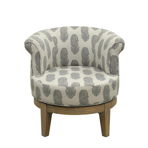 Swivel Accent Chair 1