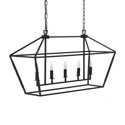 Gabby Home Arnold Chandelier - Rectangular - 1