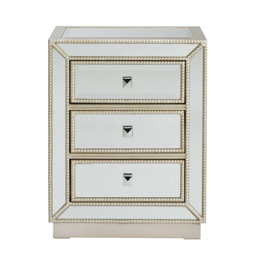 "26"" Coast to Coast Accents 3 Drawer Chest - 1"