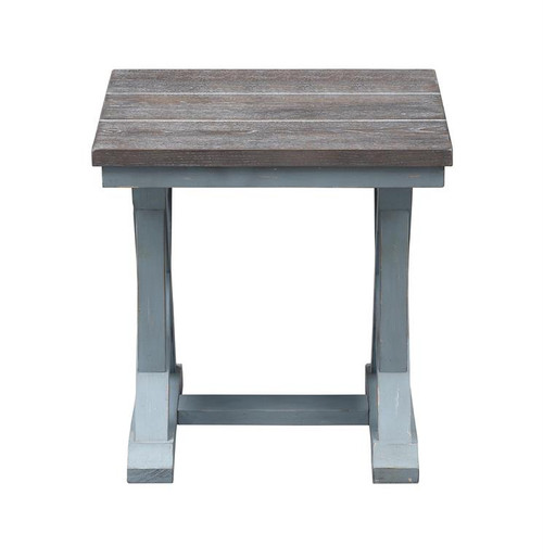 "24"" Coast to Coast Accents End Table 3 - 1"