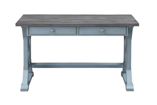 "30"" Coast to Coast Accents 2 Drawer Writing Desk 3 - 1"