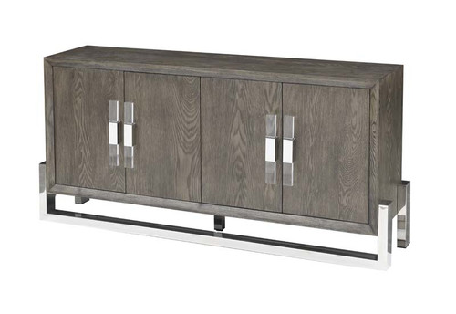 Four Door Media Credenza 40
