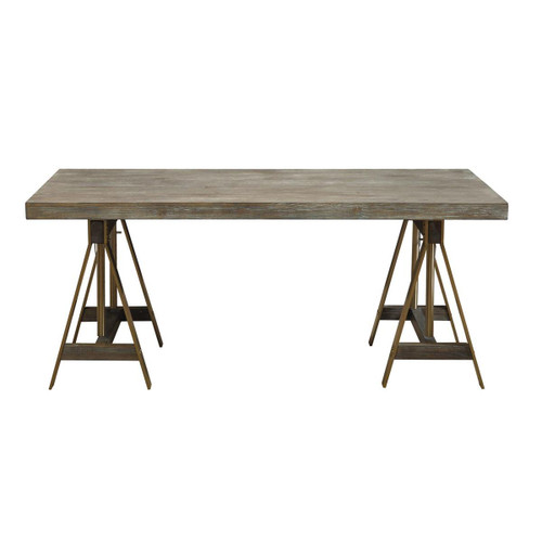 """30"""" Coast to Coast Accents Adjustable Dining Desk Table - 1"""