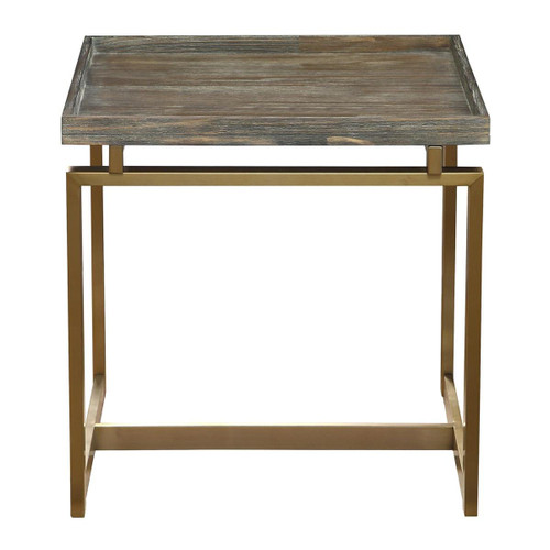 "24"" Coast to Coast Accents End Table - 1"