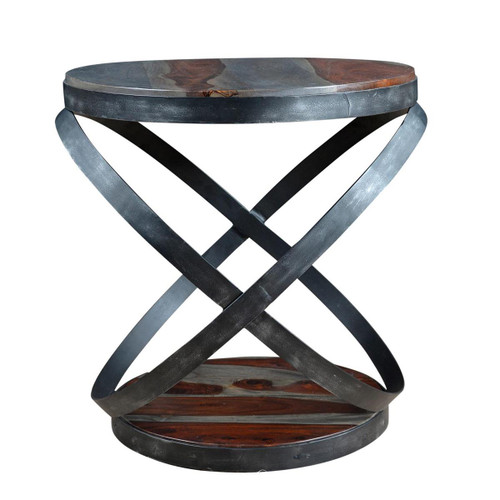 """23"""" Coast to Coast Accents Round Accent table - 1"""