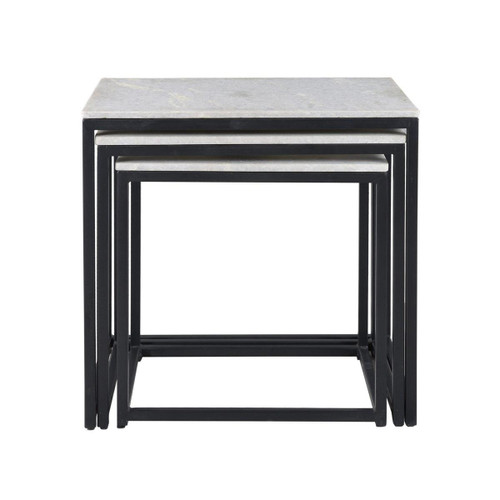 """24"""" Coast to Coast Accents 3 Tier Nesting Table - 1"""