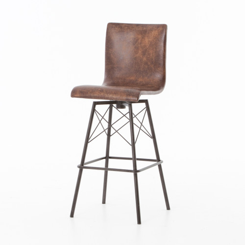 """45"""" Four Hands Diaw Bar and Counter Stool - 1"""