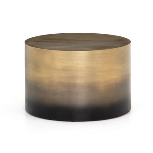 Cameron Ombre Bunching Table-Ombre Brass