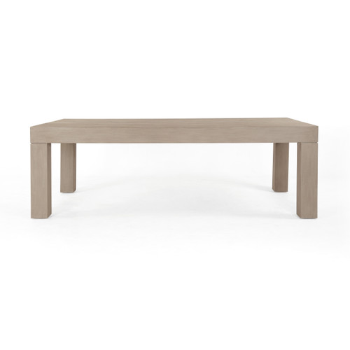 "30"" Four Hands Sonora Outdoor Dining Table - 1"