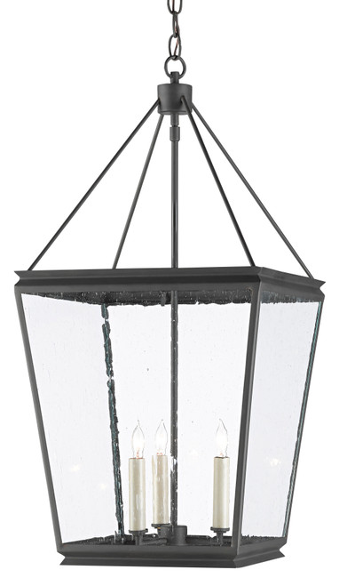 "28"" Currey and Company Ellerman Lantern - 1"
