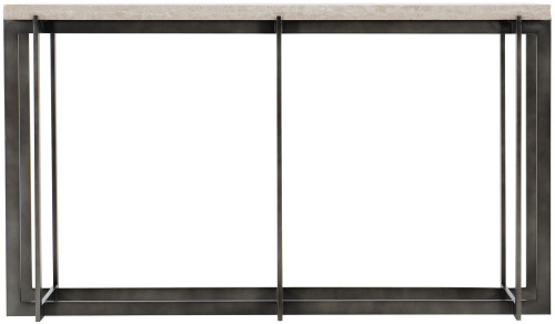 """Bernhardt 57"""" Freestanding Occasional Hathaway Metal Console Table -1"""