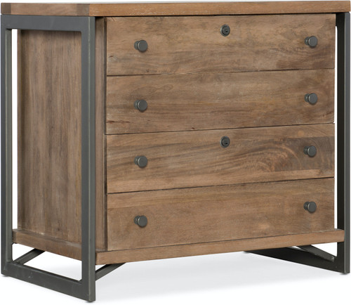 """30"""" Hooker Furniture Home Office Two-Drawer Lateral File - 1"""