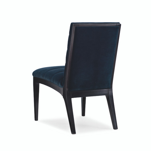 "Caracole 35"" Modern Edge - Edge Side Chair, Eclipse-9"