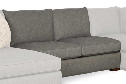 Sophie Armless Loveseat - Simply Me Sectional