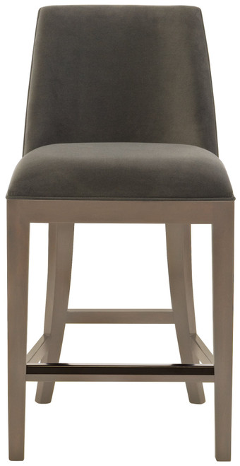 "Bernhardt 38"" Bernhardt Interiors Casegoods Bailey Counter Stool (Smoke finish) -1"