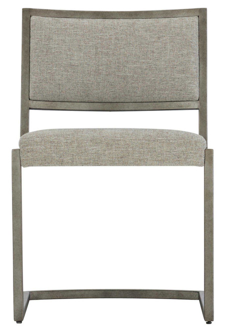 "Bernhardt 33"" Bernhardt Loft / Highland Park Ames Metal Side Chair -1"