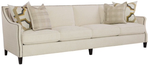 "Bernhardt 108"" Bernhardt Upholstery - Fabric Hopkins Sofa-1"